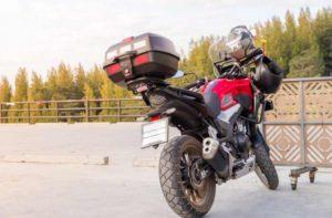 תאונות אופנוע בארץ ובעולם