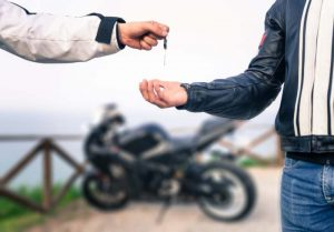 ביטוח תאונות אופנוע